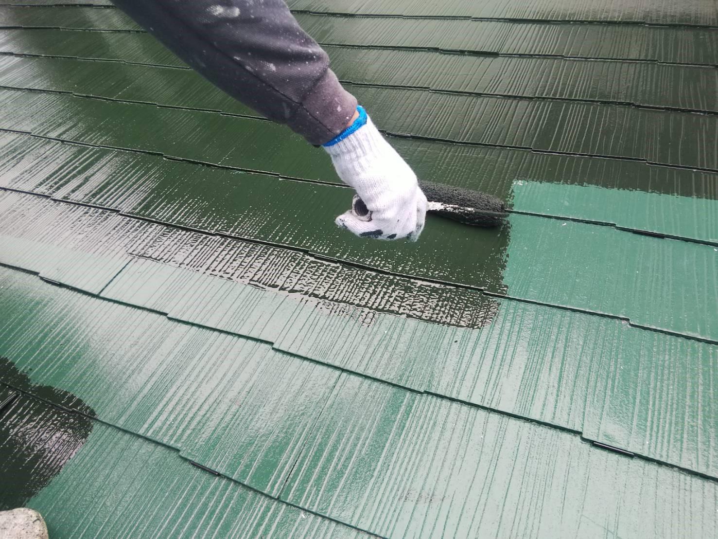 屋根修理 塗装 宇都宮市
