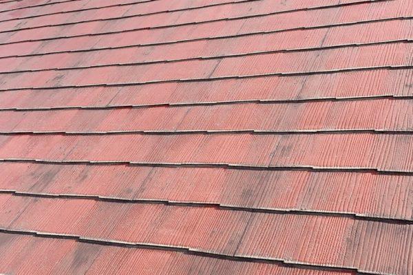 屋根塗装雨どい