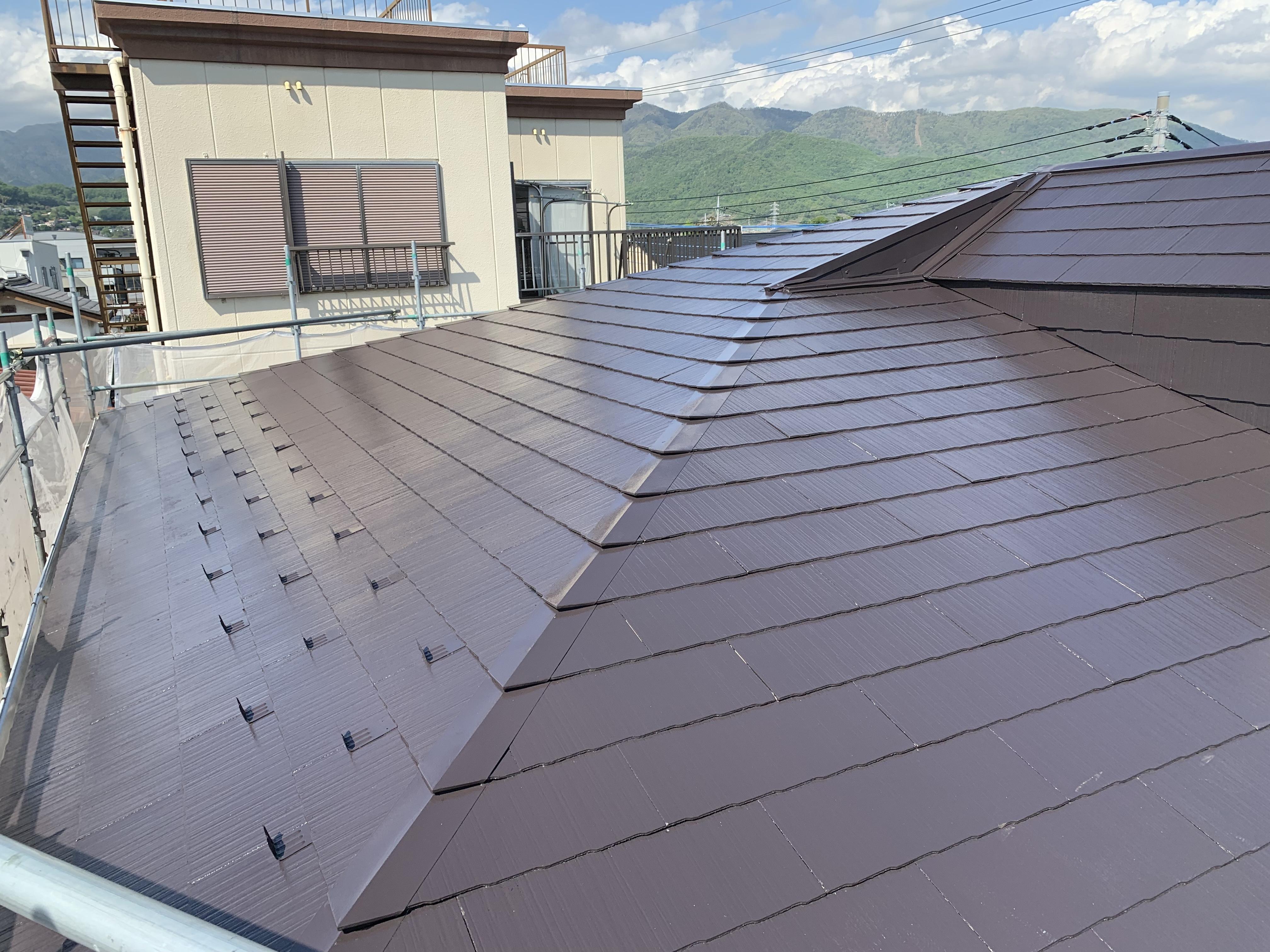 屋根塗装 宇都宮市