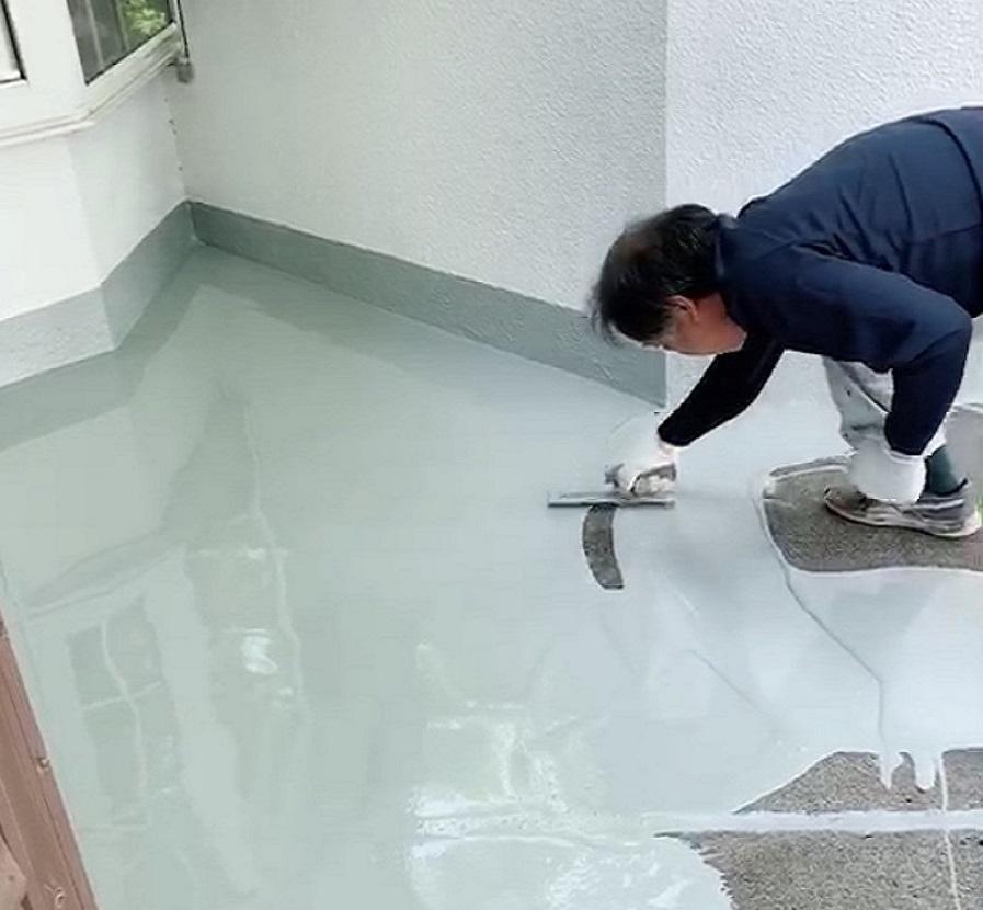 屋上ウレタン防水