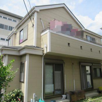栃木県真岡市 S様邸 外壁塗装、屋根塗装、シーリング