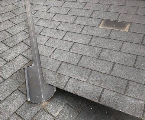 栃木県宇都宮市 屋根 カバー工法 横暖ルーフs(グリーン)
