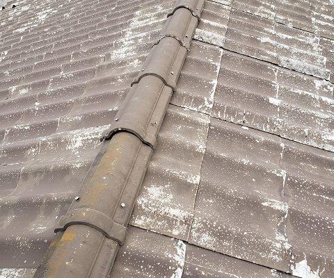 栃木県真岡市 屋根葺き替え工事 コロニアル