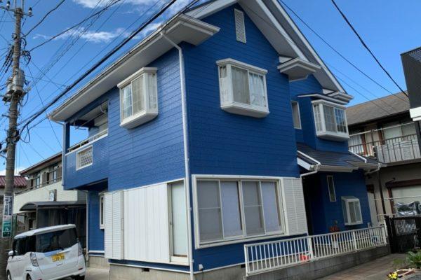 栃木県宇都宮市 外壁塗装 屋根塗装 コーキング工事