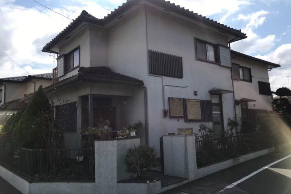 栃木県鹿沼市 屋根葺き替え 外壁塗装 シーリング工事 雨樋取付 雨漏り修理