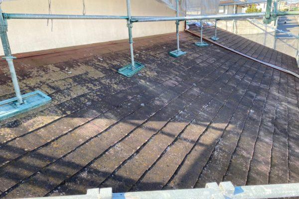 栃木県宇都宮市 屋根塗装 棟板金工事 ファインパーフェクトトップ