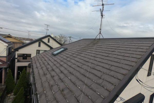 栃木県鹿沼市 屋根カバー工法 棟板金工事 外壁サイディング張り替え 雨樋取付 付帯部塗装 ファインパーフェクトトップ