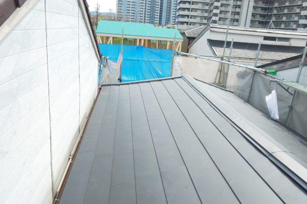 栃木県鹿沼市 屋根葺き替え工事