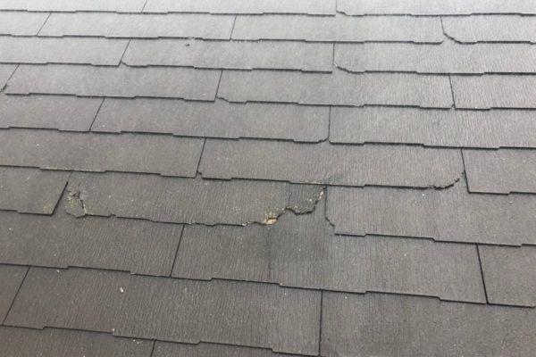 栃木県宇都宮市 屋根塗装 下地処理 棟板金補修