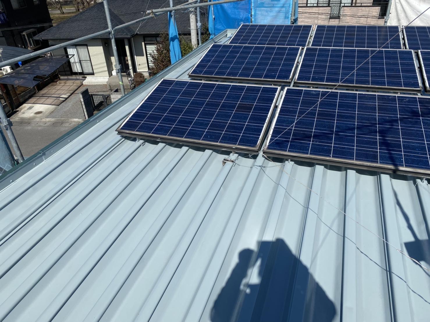 栃木県宇都宮市の屋根塗装工事