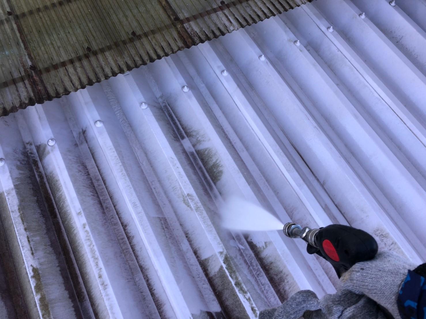 栃木県宇都宮市の氏家邸屋根塗装工事