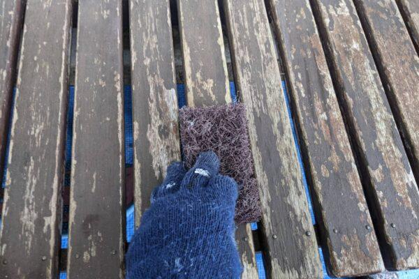 濡れ縁のケレンの画像